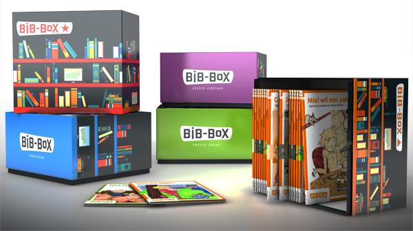 Ontdek de verschillende soorten BiB-BoX voor lezen op verschillend AVI-niveau in de klas.